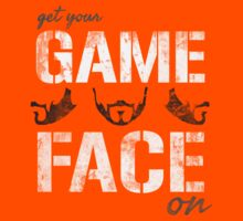 Get Your Game Face On by Katie Lanier
