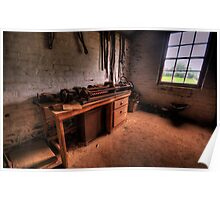 The Workshop  - Monte Christo Mansion, Junee NSW, The HDR Experience Poster