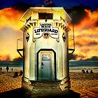 Laguna Beach Lifeguard HQ by Chris Lord