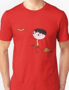 Harry Potter Quidditch Unisex T-Shirt
