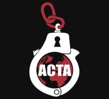 STOP ACTA by futbolko