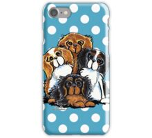 CKCS - Portait of Royalty iPhone Case/Skin
