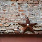 Brick and Star by Virginian Photography (Judy)