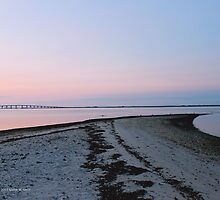 Ponquogue Bridge   East Point, New York  by © Sophie W. Smith