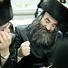 Shalom aleichem , שָׁלוֹם עֲלֵיכֶם . Shabbat Faces . Hercin Dank !  A dank ojch zejer . Leżajsk.Galicia. 2012. by © Andrzej Goszcz,M.D. Ph.D