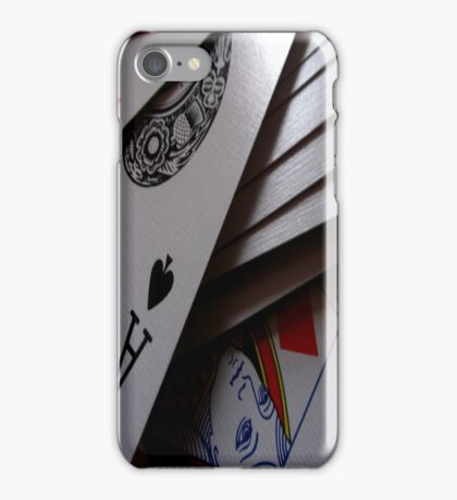 Take A Gamble iPhone Case/Skin
