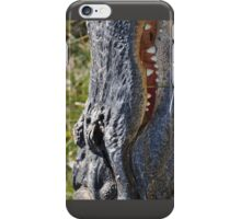 Aligator Teeth iPhone Case/Skin