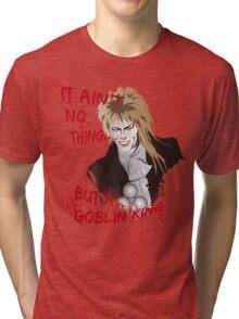 Goblin King Tri-blend T-Shirt