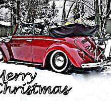 Santa got a new ride by Sharon Poulton