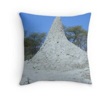 Very busy ants! Throw Pillow