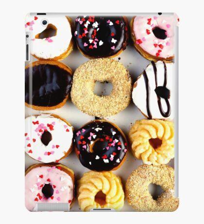 Box of donuts iPad Case/Skin