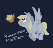 Derpy Hooves-Muffins~ Baby Tee