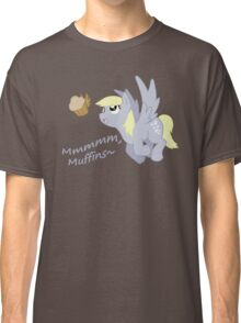 Derpy Hooves-Muffins~ Classic T-Shirt