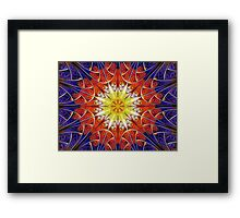 Let The Sun Shine In Framed Print