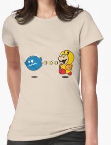 Power Pellet Power Up Womens T-Shirt