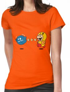 Power Pellet Power Up Womens Fitted T-Shirt