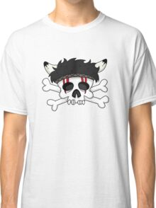indian skull horns Classic T-Shirt