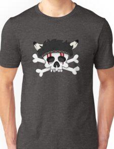 indian skull horns Unisex T-Shirt