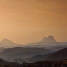 Suilven and Canisp Sunrise by derekbeattie