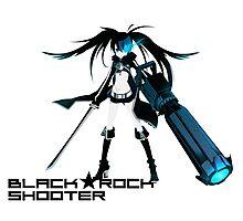 Black Rock Shooter Photographic Print