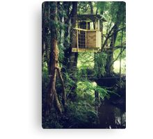 The Fort Canvas Print