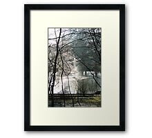 Early Morning Spring Framed Print