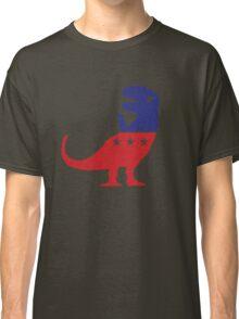 T-Rex Political Logo Classic T-Shirt
