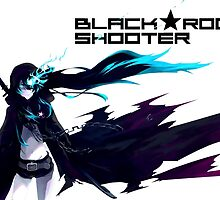 Black Rock Shooter V2 by aniplexx