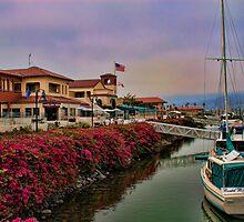 Boat docks by lejudge