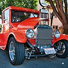 Ford Model A by lejudge