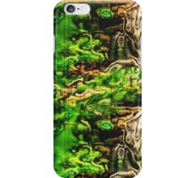 Forrest, abstract iPhone Case/Skin