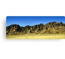 Naukluft Mountains, Namibia Canvas Print