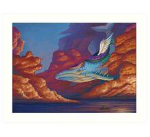 Zelda- Wind Fish Art Print