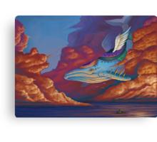 Zelda- Wind Fish Canvas Print