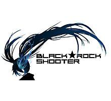 Black Rock Shooter V4 Photographic Print