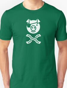 Pirate Pig Unisex T-Shirt