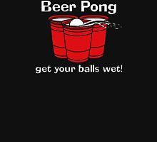 BEER PONG CHAMPION DRINKING GAME T-Shirt