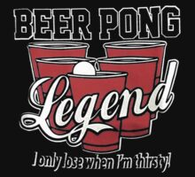 Pong Legend One Piece - Short Sleeve