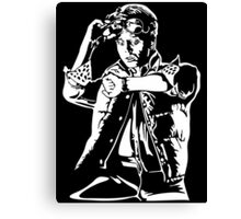 Marty Mcfly - Back to the Future Canvas Print