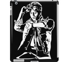 Marty Mcfly - Back to the Future iPad Case/Skin