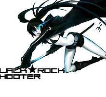 Black Rock Shooter V5 by aniplexx