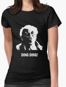 DING DING! Womens Fitted T-Shirt