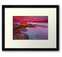 Pennington Dawn Framed Print