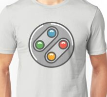 SNES Controller Icon Unisex T-Shirt