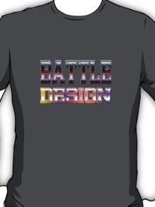 Battle Design T-Shirt