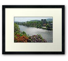 River Ness - Inverness - Scotland Framed Print