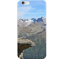 Austria, Alps mountain landscape  iPhone Case/Skin