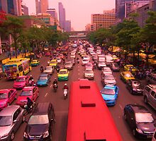 Symmetrical Siam by Thompson Chang