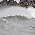 Chilly right at Trevone by OOSweet