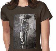 Vogue Cafe Omsk Womens Fitted T-Shirt